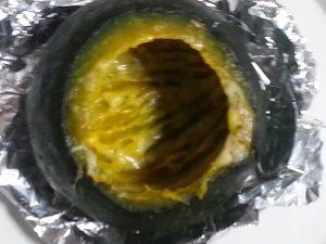 かぼちゃの器