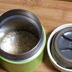 簡単、便利、早業のランチボックス、スープジャーの料理レシピ、使い方