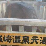 蟹と温泉、城崎温泉に行ってきました♪