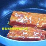 あさイチレシピ和食、「牛肉の黄金焼き」「キャベツささ身サラダ」