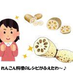 レンコン料理、照り煮、だんご、すいとんのレシピ|れんこん大百科(NHKきょうの料理)(1)