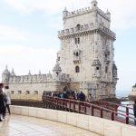 ひとり旅・ポルトガル2日目、リスボン観光|ベレンの塔・発見のモニュメント・ジェロニモス修道院観光