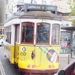 一人旅・ポルトガル・リスボン路面電車(トラム)28番に乗ってみた
