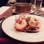 ひとり旅、ポルトガル、リスボンでちょっと豪華な食事